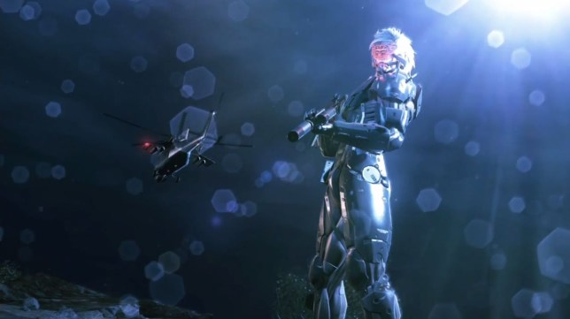 Metal Gear Solid V: Ground Zeroes - Raiden is up for even more revengeance
