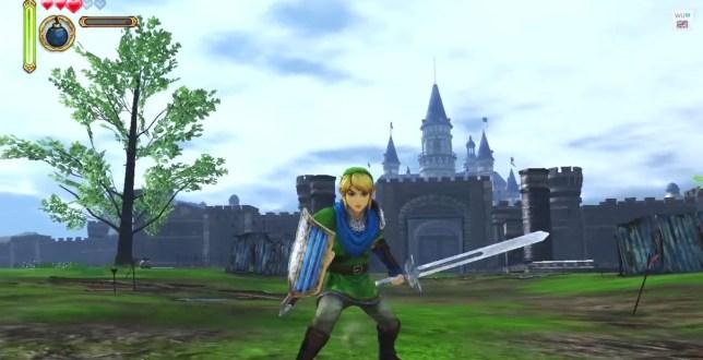 Hyrule Warriors - a new Zelda, but not THE new Zelda