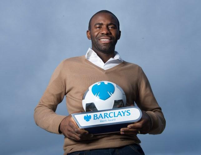 Fabrice Muamba   Barclays Premier League Merit Award
