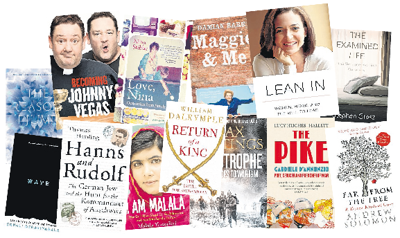 Metro's pick of the 20 best non-fiction books of 2013 (Picture: supplied)