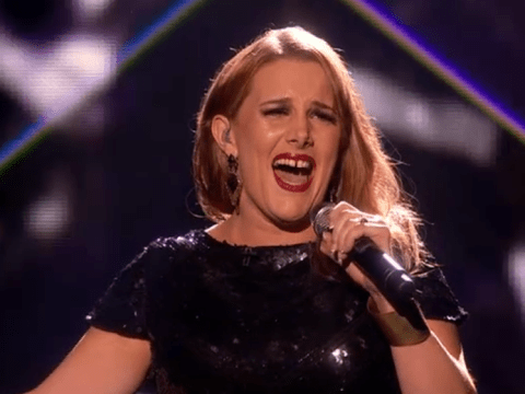 Sharon Osbourne overwhelmed as Sam Bailey is crowned winner of The X Factor