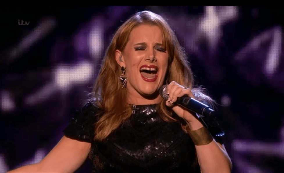 Sam Bailey was crowned the winner of this year's X Factor (Picture: ITV)