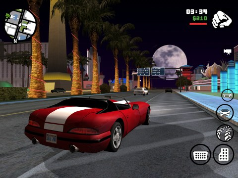 Re-mastered GTA: San Andreas out now on iPhone and iPad