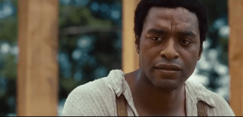 12 Years a Slave may be just a little overhyped
