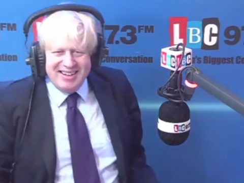 Boris Johnson fails IQ test on live radio and gets in a muddle over Tube ticket prices