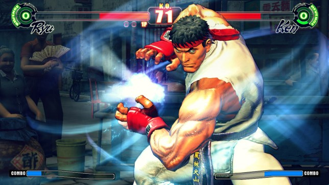 Street Fighter IV – it's the taking part that counts