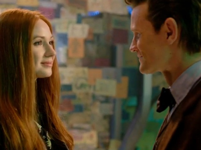 Doctor Who Amy Pond Raggedy Man
