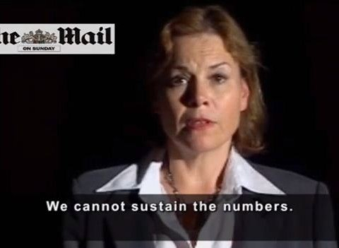 Ukip councillor Victoria Ayling on immigrants: Send them all back
