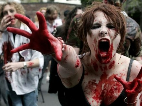 Ladbrokes offers 2,000/1 odds for zombie apocalypse to happen on Christmas Day