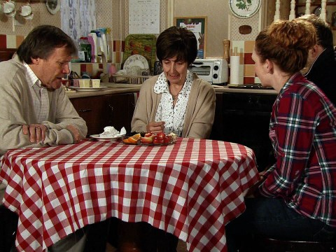 Coronation Street set to sweep the National Television Awards after moving Hayley Cropper suicide plot