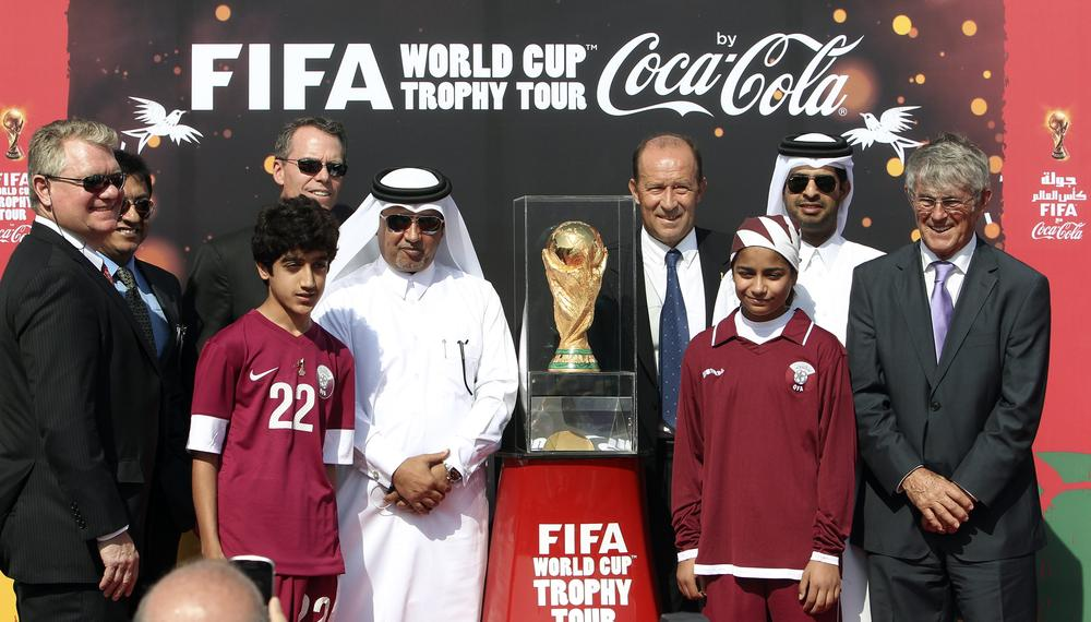 Fifa general secretary Jerome Valcke confirms World Cup 2022 in Qatar will not be held in the summer