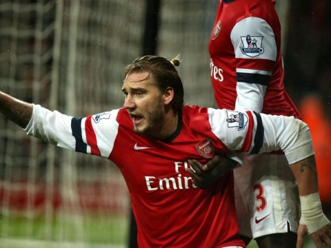 Nicklas Bendtner rejects Trabzonspor transfer to stay with Arsenal