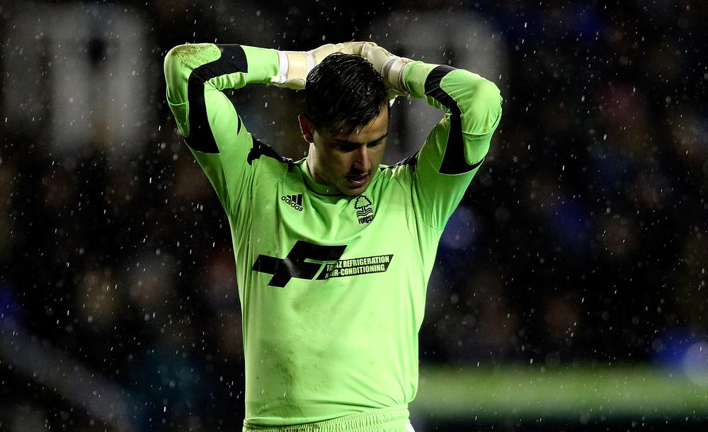 Liverpool chase Nottingham Forest goalkeeper Karl Darlow as criticism grows of Simon Mignolet