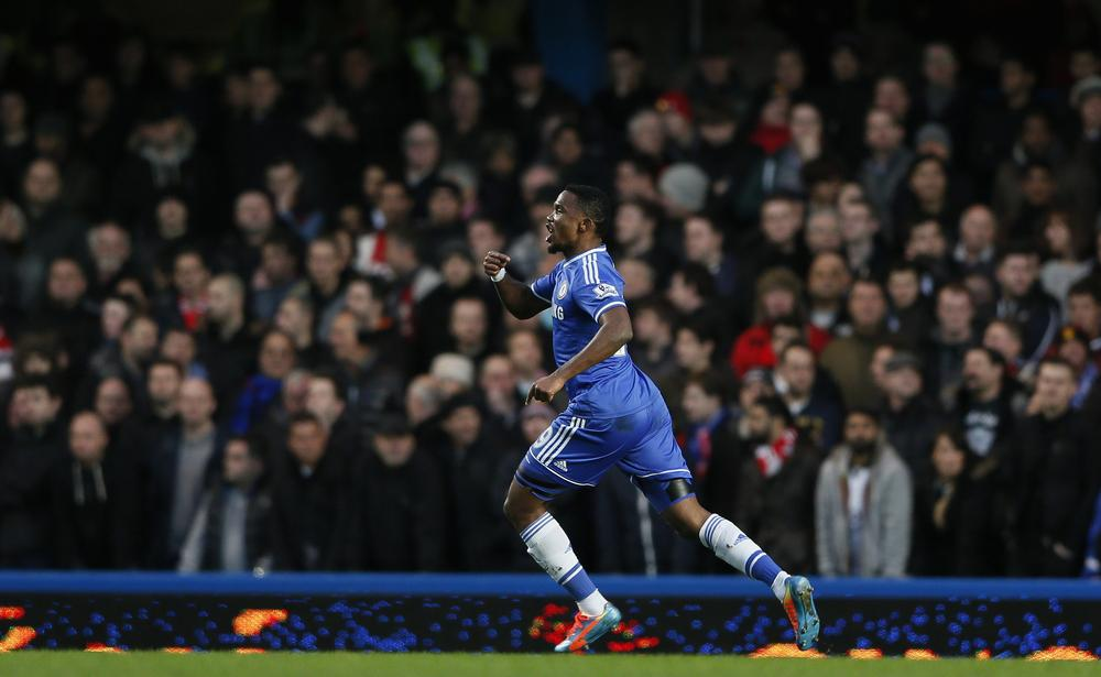 Samuel Eto'o rocks Chelsea by announcing he wants to return to Mallorca