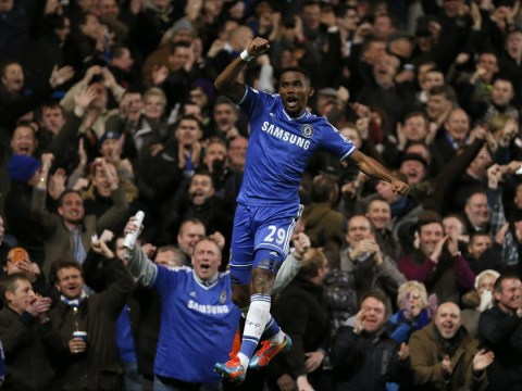 Samuel Eto'o stuns his critics as Chelsea beat woeful Manchester United in second gear