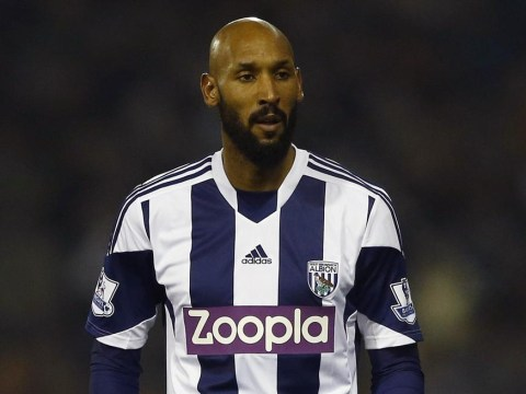 Nicolas Anelka insists anti-Semitism row won't drive him away from West Brom
