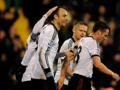 Arsenal target Dimitar Berbatov and Javier Hernandez in January transfer window