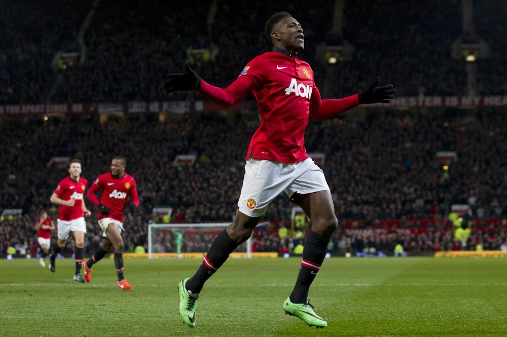 Danny Welbeck: David Moyes has turned me into a goalscorer