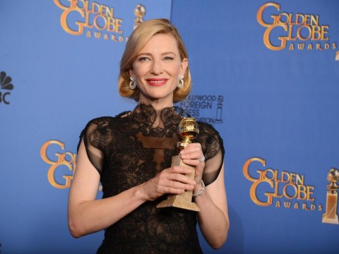 Cate Blanchett risks controversy with Judy Garland comment in 'alcohol-fuelled' Golden Globes speech