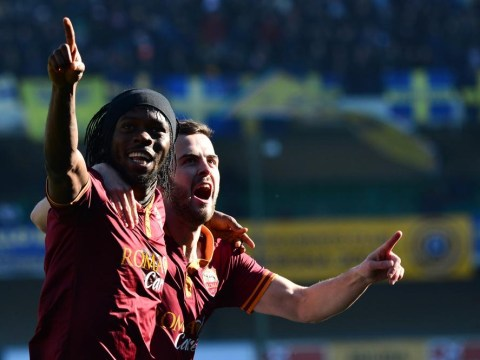 Gervinho wonder goal shows Arsenal fans what they're missing again – video
