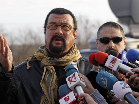 Steven Seagal: I'm considering running for governor of Arizona
