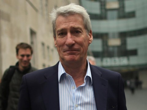 Jeremy Paxman shaves off beard because it's 'so 2013'