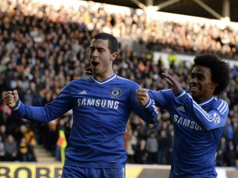 Magical Eden Hazard lights up the KC as Chelsea go top