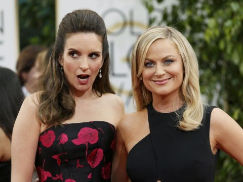 13 of Tina Fey and Amy Poehler's best jokes from the Golden Globes 2014