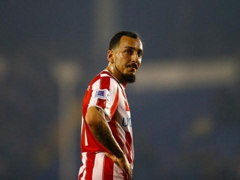 Fulham beat West Ham to Olympiakos striker Kostas Mitroglou