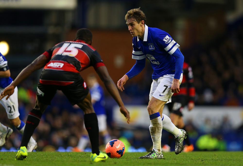 Everton and Hull agree fee for sale of misfiring striker Nikica Jelavic