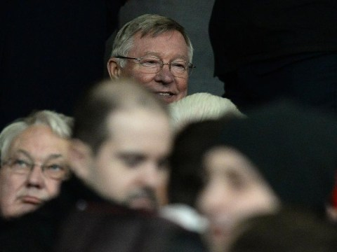 Sir Alex Ferguson's presence over David Moyes' shoulder shows just how much Manchester United miss him