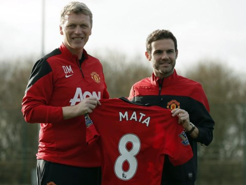 Juan Mata arrival is just the start of my Manchester United revolution, admits David Moyes