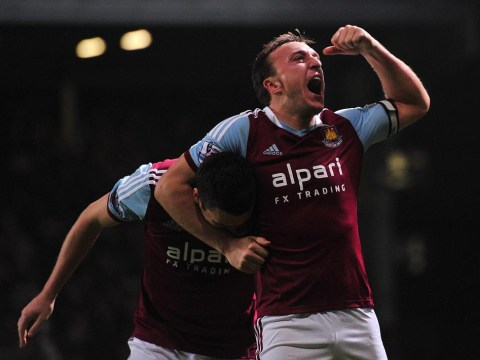 Why Mark Noble is the man to lead West Ham's great escape