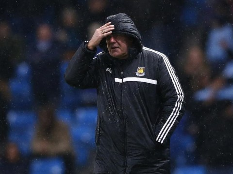 Sam Allardyce refuses to wallow in self-pity after West Ham's Manchester City thrashing