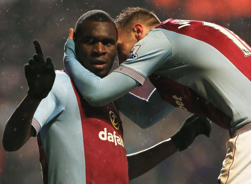 Christian Benteke grabs the spoils as Aston Villa seal thrilling win over West Brom