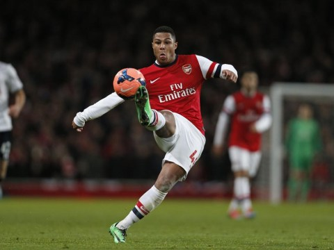 Arsenal fight to keep Serge Gnabry out of Borussia Dortmund's grasp