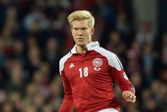 Fulham told they must wait to secure signature of Danish striker Simon Makienok