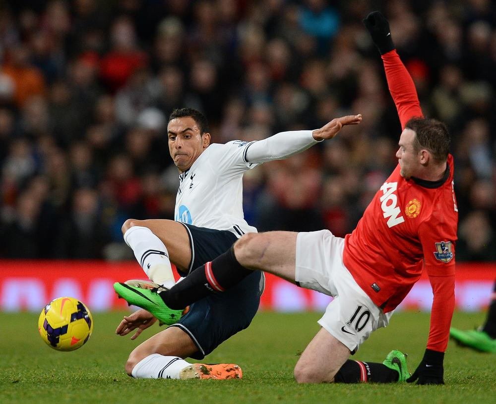 Nacer Chadli ready to stay and fight for Spurs future