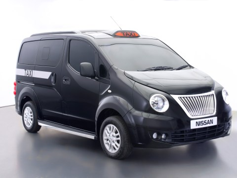 Nissan designs new black cab for London – what do you think?