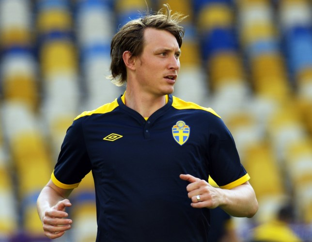 Kim Kallstrom (Picture: AFP/GettyImages)