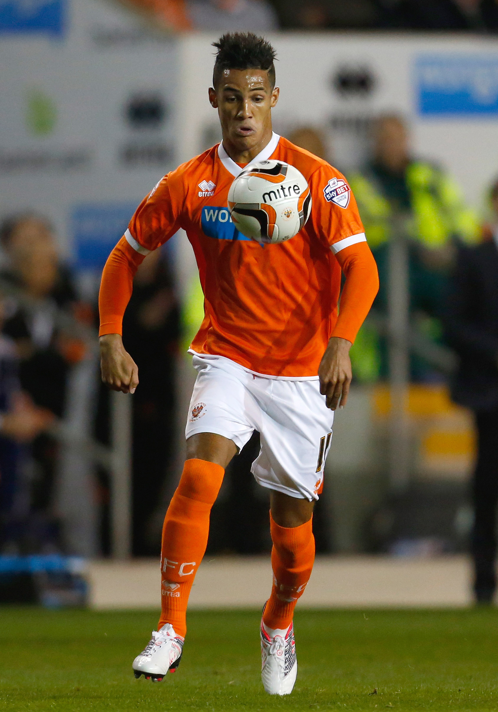 Swansea confirm plans to beat Liverpool to Blackpool star Tom Ince