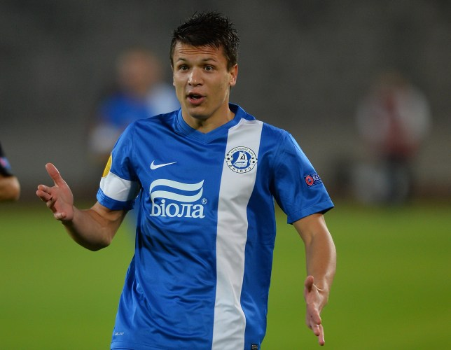 CS Pandurii Targu Jiu v FC Dnipro Dnipropetrovsk - UEFA Europa League