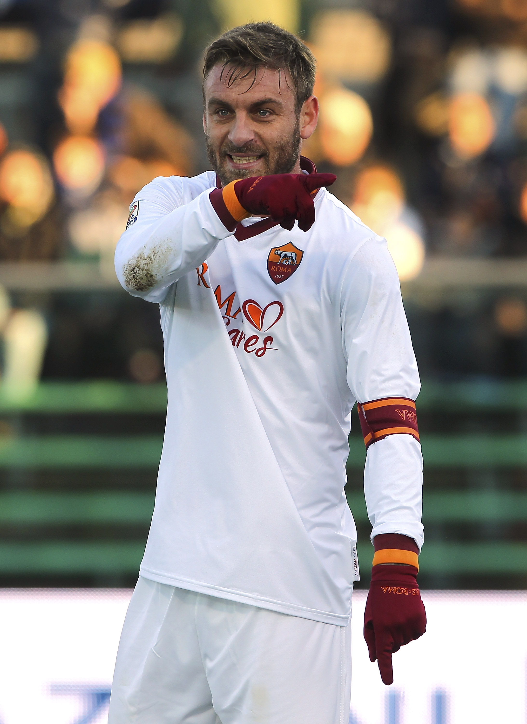 Daniele De Rossi: I'd have committed suicide if I joined Manchester United