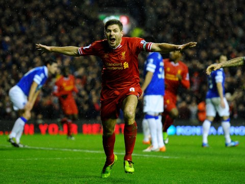 Gallery: Liverpool put 4 goals past Everton in the Merseyside derby 2014