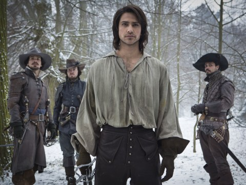 The Musketeers, episode two, Sleight of Hand: Masters (and mistresses) of deception