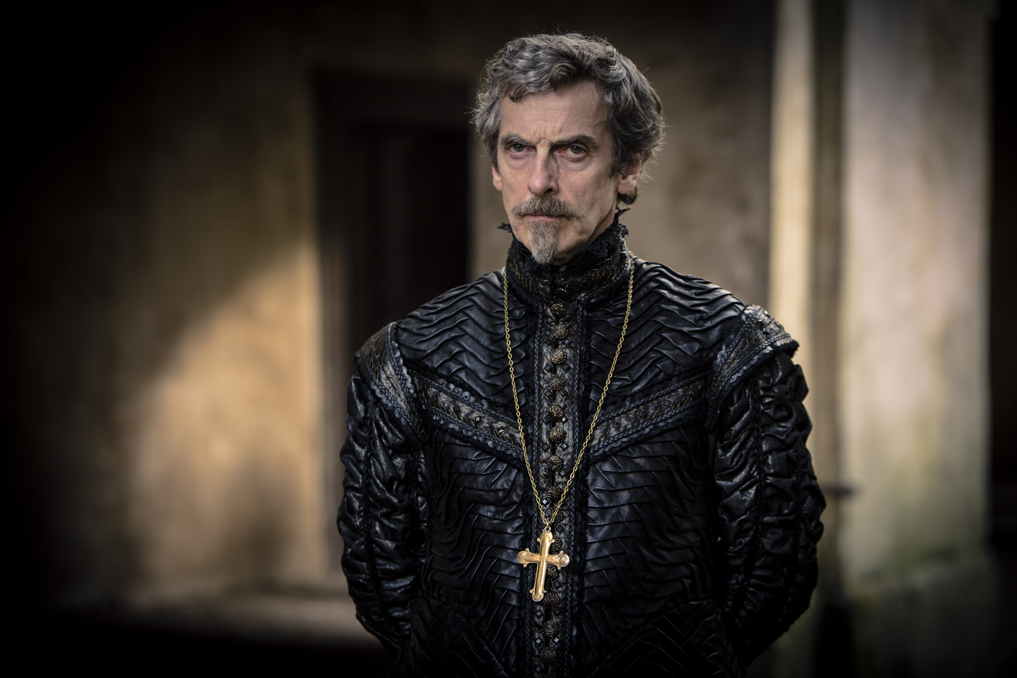 The Musketeers was exhilarating TV but there wasn't enough moustache twiddling from Peter Capaldi