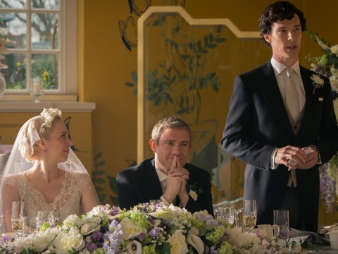 Sherlock series 3, episode 2: The Sign of Three – 10 references you may have missed