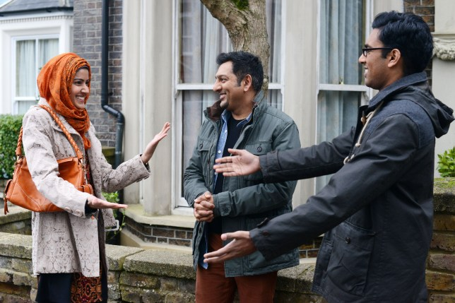 EastEnders, Shabnam Masood