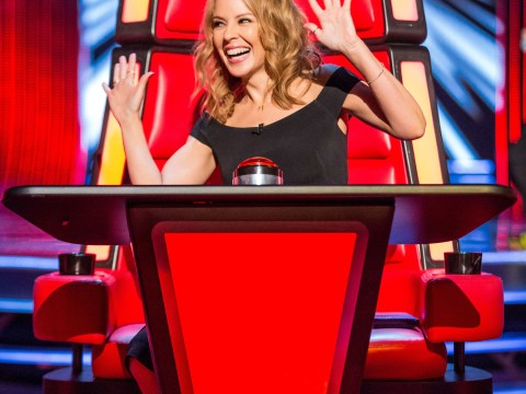 The Voice 2014, episode one: Fun and mischievous Kylie Minogue is a revelation as a Voice coach