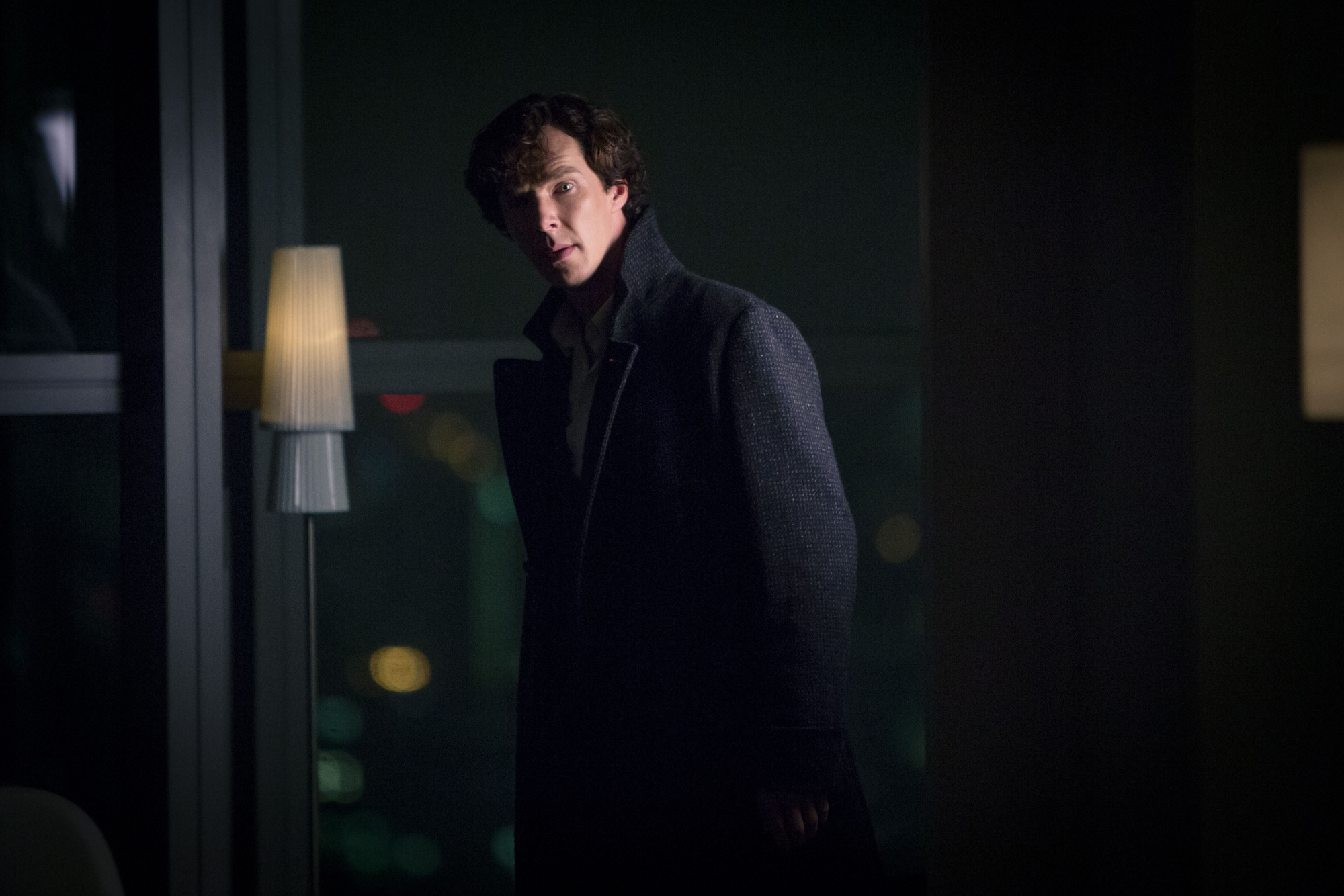 Sherlock season 3: His Last Vow disappointed some fans tonight (Picture: BBC)